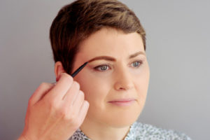 Eyebrow tips during and post chemotherapy
